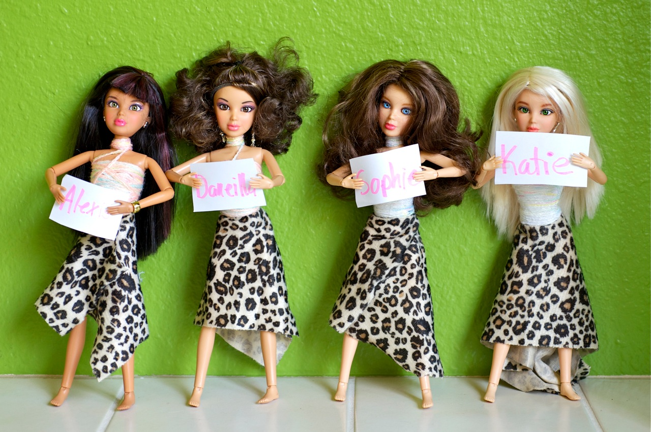 The Fashion Doll Review My Liv Dolls
