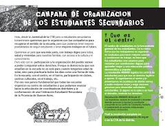 Campaña de Organización de los Estudiantes Secundarios (NUEVO!)