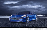 Fisker Karma Plug In Hybrid Car