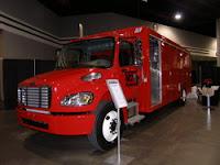Diesel Hybrid M2e Drop-Frame Beverage Truck