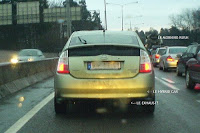 Prius Emissions