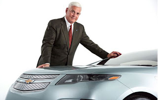 Chevy Volt with GM Vice Chairman Bob Lutz