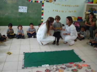 Trabalho voluntário SOS Pequeninos!