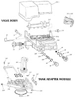 155 Valve Body Diagram