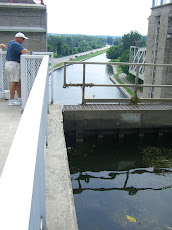 The Peterborough Lift Lock 21