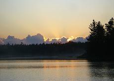 Sunset at Oak Bay