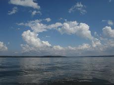 Lake Barkley Clouds