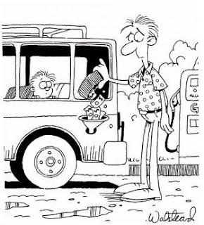 Funny English Cartoon