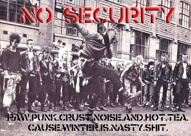 No Security