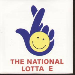 ACTIVE MINDS - The national lotta E  EP (1998)