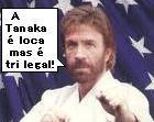 Valeu Chuck!