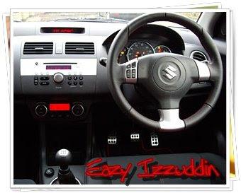 Suzuki swift 2011 interior