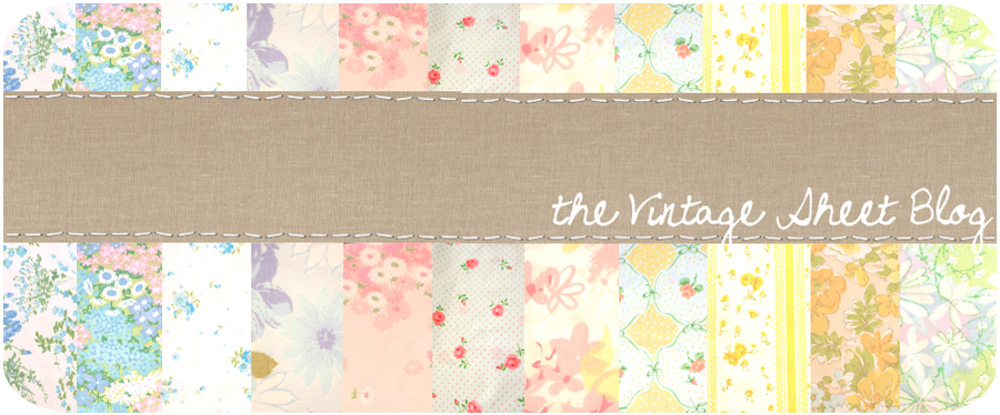 The Vintage Sheet Blog