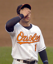 Brian Roberts, Baltimore Orioles
