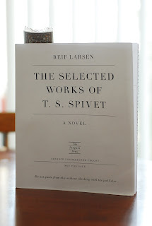 My ARC of Spivet
