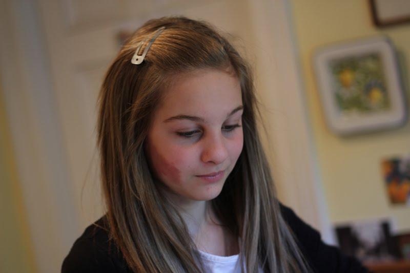 Anna Saccone: April 2010