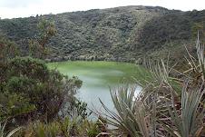 Laguna sagrada