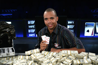 Phil Ivey Professional Poker Player