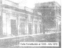 Antigua calle Constitución