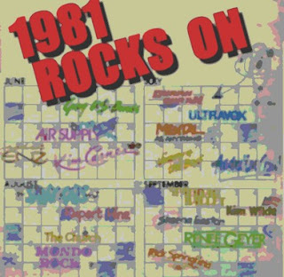 Cover Album of 1981... Rocks On