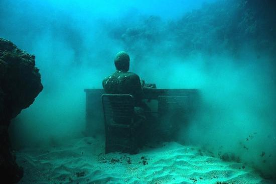 Bengkel Dunia: Musium Bawah Laut