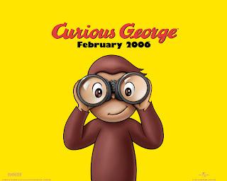 Curious George - www.jurukunci.net
