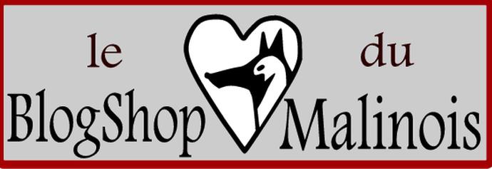 le blogshop du malinois