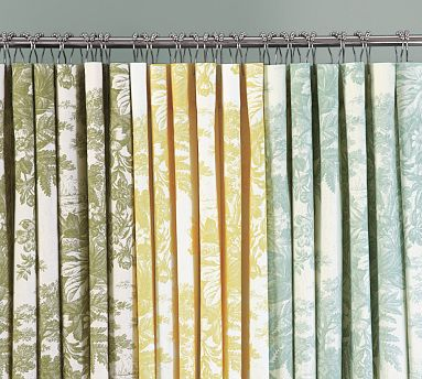 Shower Curtains Pottery Barn | Decorator Showcase : Home