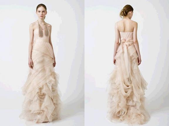 old vera wang wedding dresses