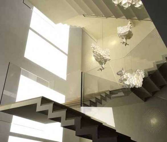 ... Once The Cityu0027s First Railway Station And Is Now At The Heart Of What  Is Becoming The Modern Centre Of 21st Century Milan. Staircase. Maison  Moschino ...