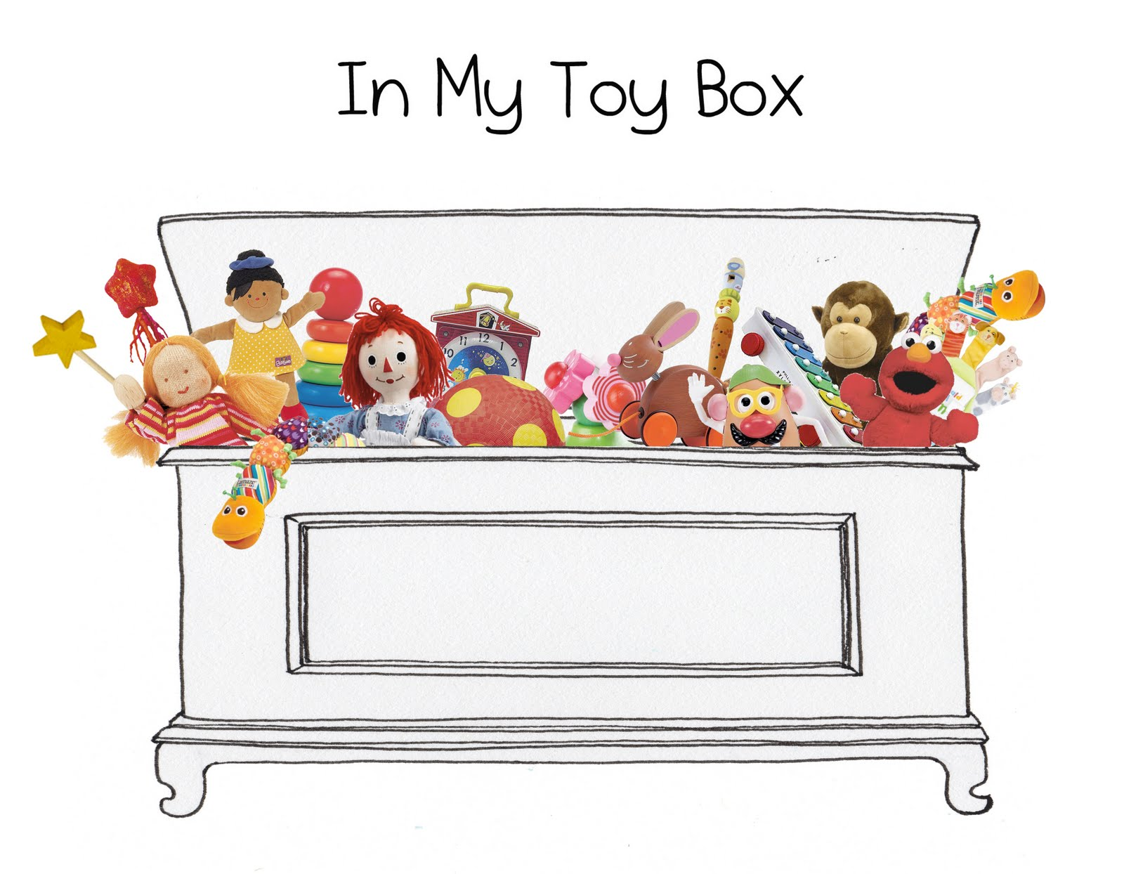 My toy box coupons