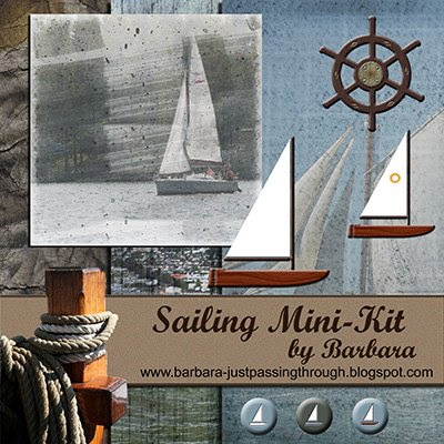 Sailing Mini-Kit Elements