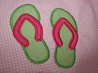EB flip flops