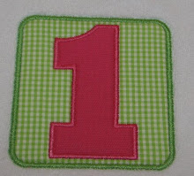 Number in a patch
