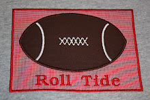 AC Alabama football patch