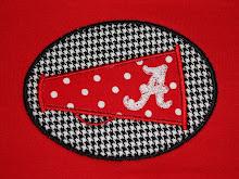AC Alabama megaphone patch