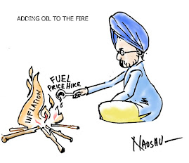 Adding oil to fire