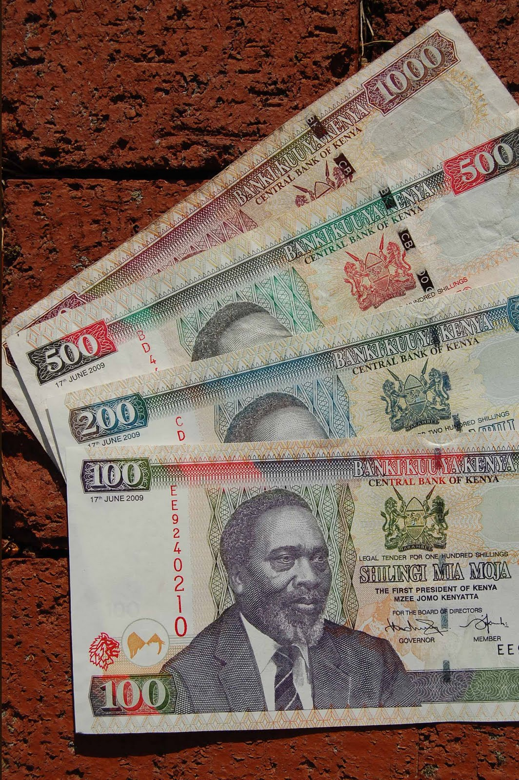 Forex exchange rates in kenya