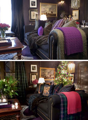 Mr peacock great scot a tartan peacock - Timeless principles that you need to try out for your home decor ...