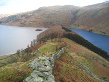 Looking down the Rigg onto Haweswater
