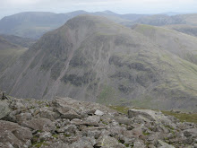 Great Gable south traverse Cumbria