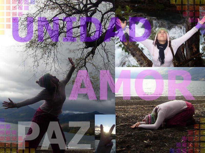 AMOR, UNIDAD, PAZ