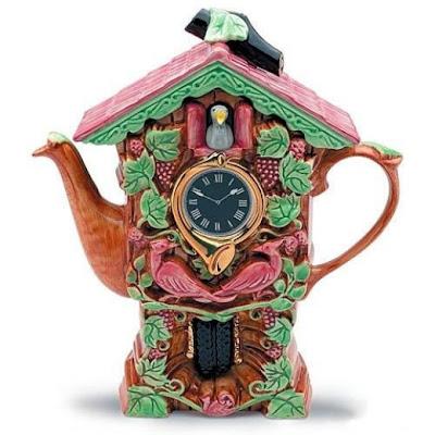 أغرب أنواع وأشكال إبريق الشاي-غرائب وعجائب-منتهى