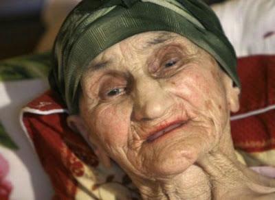 أقدم امرأة في العالم-غرائب وعجائب-منتهى