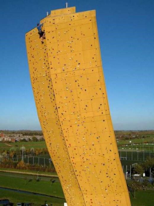 أطول حائط للتسلق في العالم-غرائب وعجائب-منتهى