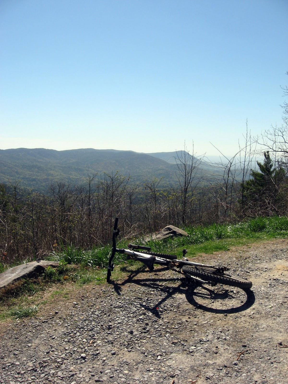 Greg Rides Trails Bear Creek Ellijay Georgia