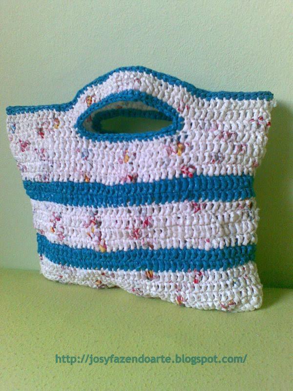 Bolsa de sacos plasticos