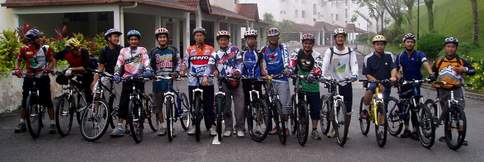 1st atok.mtb Family Ride