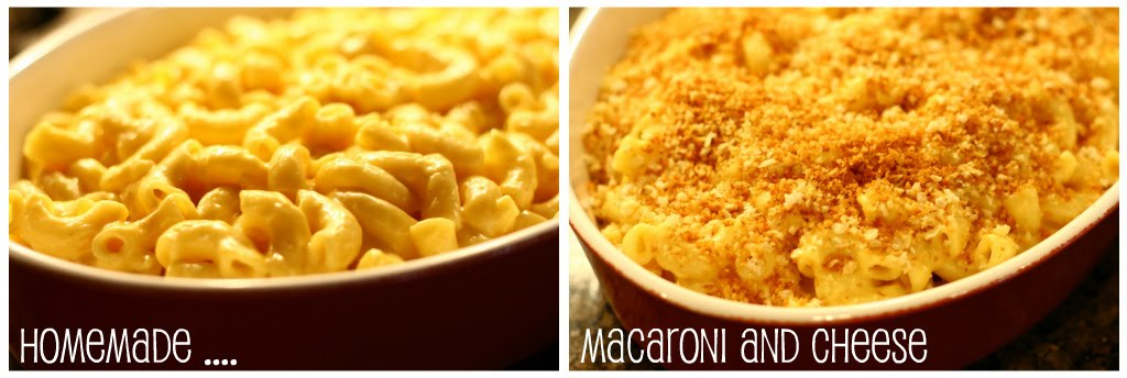 What's For Dinner?: Comfort Macaroni and Cheese