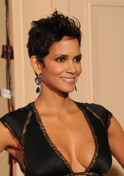 Halle Berry photos from Golden